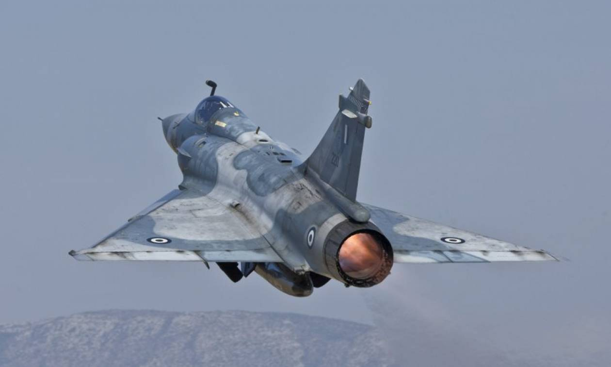 Πτώση Mirage 2000-5: Έτσι έπεσε το αεροσκάφος - Πώς γλίτωσε το δεύτερο την τελευταία στιγμή