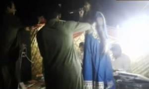 Βίντεο-ΣΟΚ: Πυροβόλησε έγκυο τραγουδίστρια στη σκηνή γιατί αρνήθηκε να χορέψει