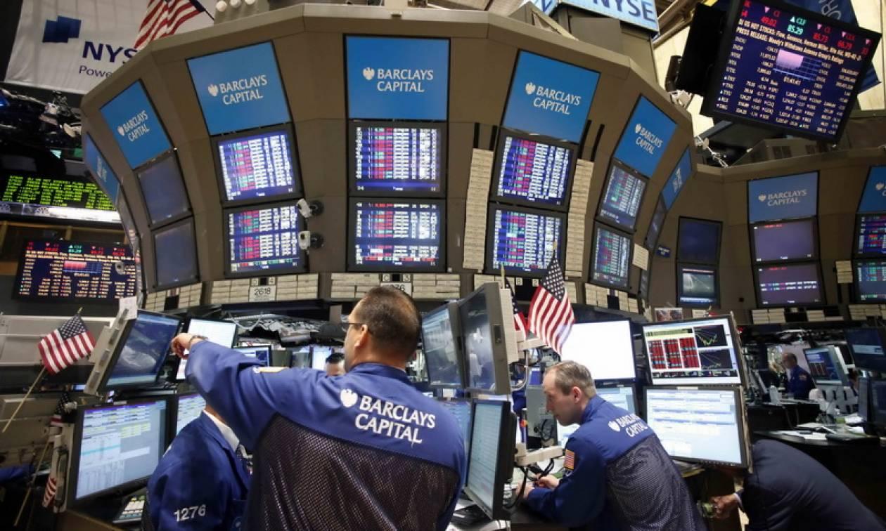 Με σημαντική άνοδο έκλεισε η Wall Street