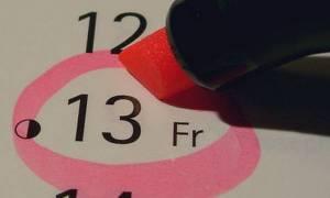 Παρασκευή και 13: Το σκοτεινό παρελθόν της περιβόητης ημερομηνίας