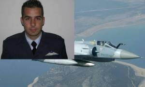 Mirage 2000-5: Βρέθηκε η σορός του Γιώργου Μπαλταδώρου