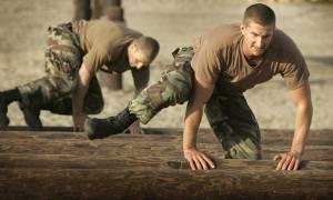 Αυτό είναι το πρόγραμμα γυμναστικής που ακολουθούν οι Navy SEALs