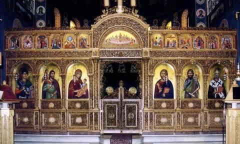 Με ποια σειρά προσκυνούμε τις εικόνες στην εκκλησία;
