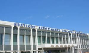 Ηράκλειο: Προβλήματα στο αεροδρόμιο από την αφρικανική σκόνη