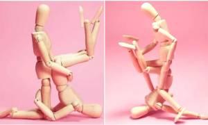 Έβαλαν κούκλες να δοκιμάσουν τις 15 πιο ΜΑΧΙΜΕΣ στάσεις!
