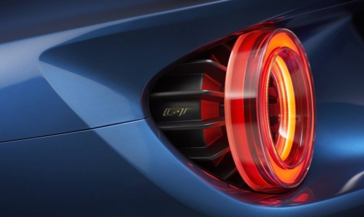 Το νέο Ford GT, το ταχύτερο μοντέλο παραγωγής της Ford,  έρχεται για πρώτη φορά στην Ελλάδα