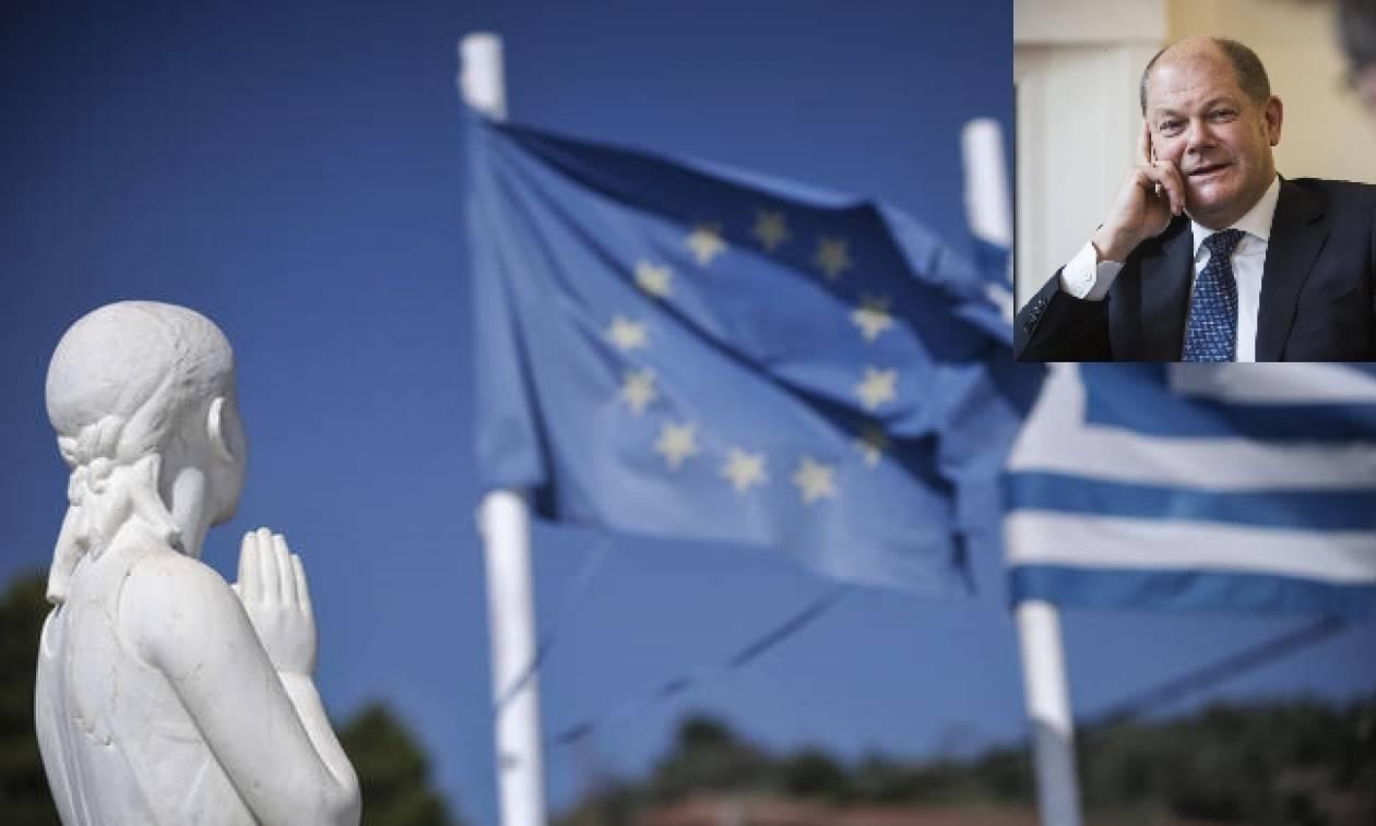 Γερμανικά συνδικάτα προς Σολτς: Σταματήστε εδώ και τώρα τη λιτότητα στην Ελλάδα