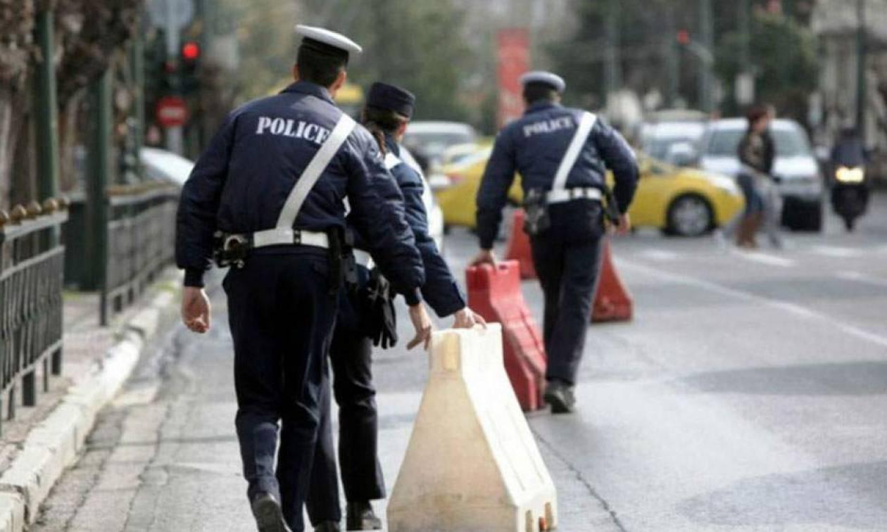 Προσοχή! Ποιοι δρόμοι θα είναι κλειστοί στο κέντρο της Αθήνας την Κυριακή