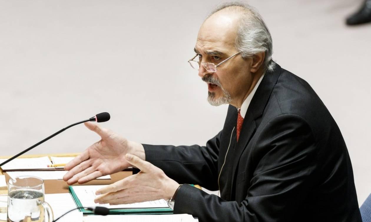 Μήνυμα της Συρίας στη Δύση: Αν μας επιτεθείτε θα υπερασπιστούμε τον εαυτό μας
