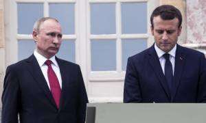 Πόλεμος Συρία: Στη Ρωσία θα μεταβεί ο Μακρόν παρά το εχθρικό κλίμα