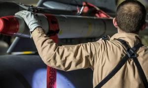 Συρία Πόλεμος: Η Ε.Ε. στηρίζει τους βομβαρδισμούς