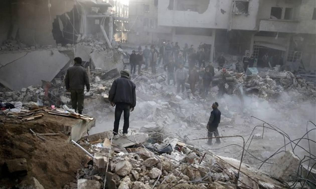 Φρίκη: Η Γαλλία δίνει στη δημοσιότητα αποδείξεις για τη χρήση χημικών στη Συρία (ΣΚΛΗΡΕΣ ΕΙΚΟΝΕΣ)
