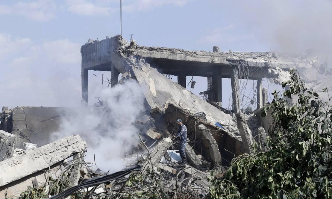 Πόλεμος Συρία: Την Κυριακή συνάντηση Γερμανίας - Γαλλίας - Βρετανίας και ΗΠΑ για τα επόμενα βήματα