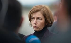 Πόλεμος Συρία - Γαλλίδα υπουργός: «Σημαντικό πλήγμα στο χημικό οπλοστάσιο του Άσαντ»
