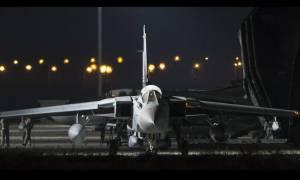 Το «οπλοστάσιο» των Δυτικών: Τα μαχητικά και οι πύραυλοι που έπληξαν τη Συρία