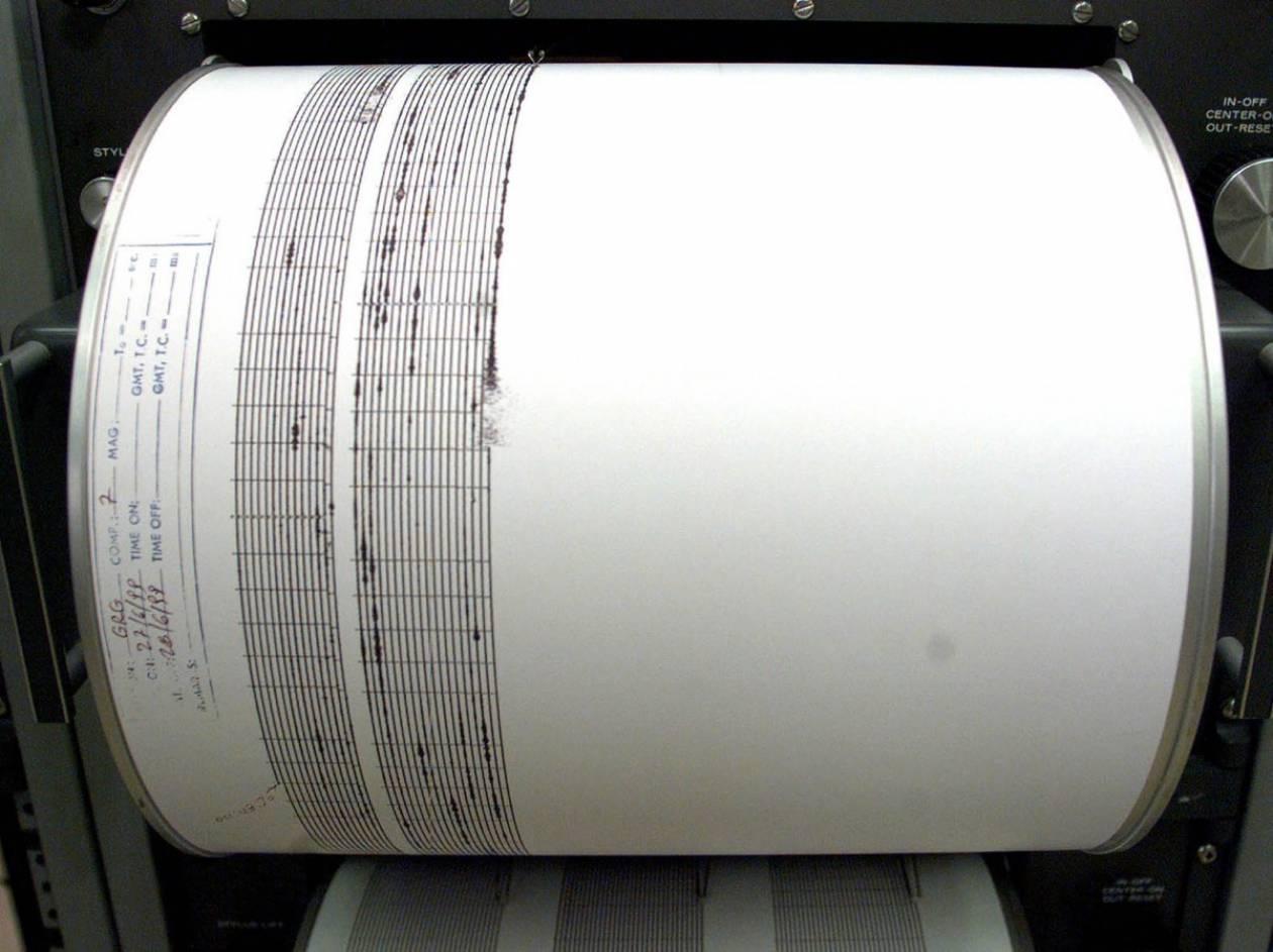 Σεισμός νοτιοδυτικά της Κόνιτσας