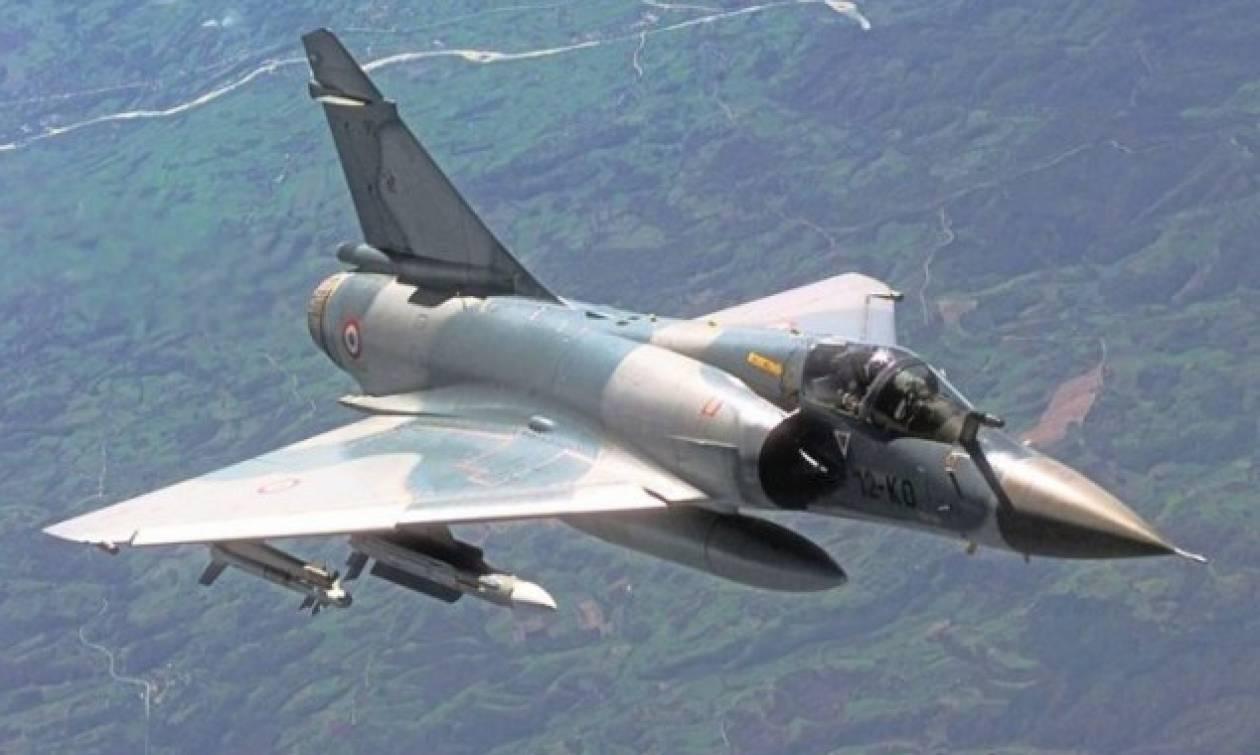 Πτώση Mirage: Πότε θα γίνει η ανέλκυση του «μαύρου κουτιού» του μοιραίου αεροσκάφους