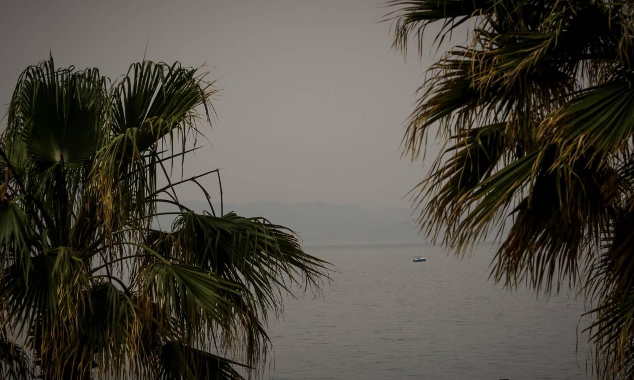«Χάθηκε» η Αθήνα: Η αφικανική σκόνη «έπνιξε» ξανά την Αττική (photos)
