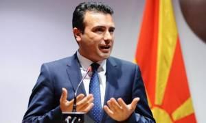 Σκοπιανό - «Τορπίλη» Ζάεφ: Δεν θέλουμε ονομασία erga omnes, δεν αλλάζουμε το Σύνταγμα