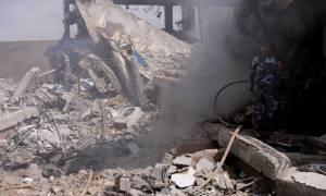 ΗΠΑ: Το Πεντάγωνο έδωσε στη δημοσιότητα βίντεο ντοκουμέντο από τα χτυπήματα στη Συρία