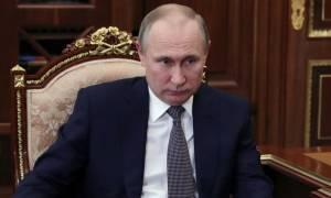 Πούτιν για την επίθεση στη Συρία: Με τέτοιες ενέργειες θα οδηγηθούμε στο χάος