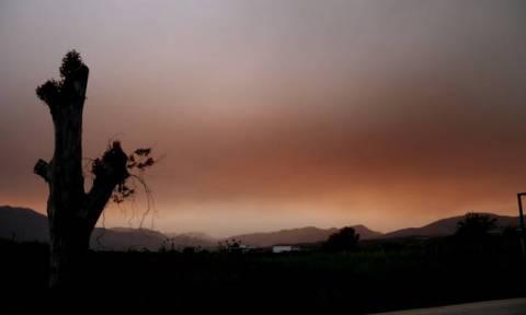 Καιρός σήμερα: Επιμένει η σκόνη από την Αφρική - Έρχονται λασποβροχές και καταιγίδες (pics)