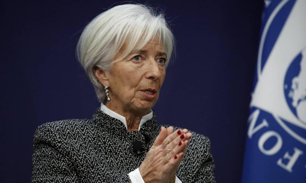 «Crash test» για Ελλάδα και χρέος στην Εαρινή Σύνοδο του ΔΝΤ