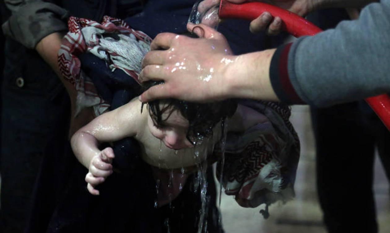 Συρία: Μαρτυρίες - ΣΟΚ των επιζώντων της χημικής επίθεσης