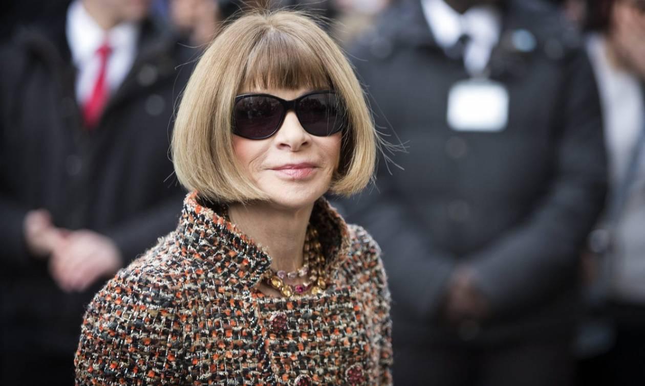 Τίτλοι τέλους για την «Σιδηρά Κυρία της Μόδας» Αν Γουίντουρ;