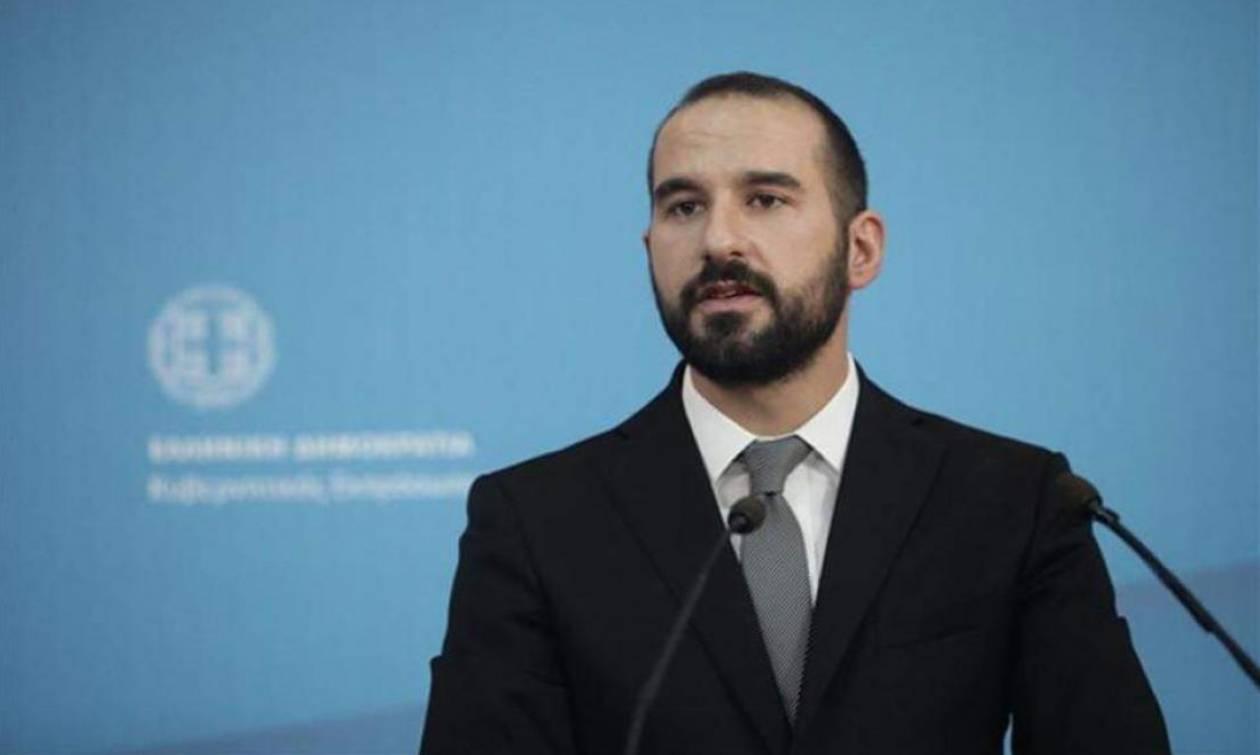 Σκοπιανό - Τζανακόπουλος: Erga omnes ονομασία και αναθεώρηση του Συντάγματος η θέση της Ελλάδας
