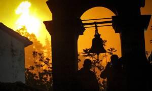 Ηλεία: Σύλληψη 46χρονου για τη μεγάλη φωτιά στη Φρίξα