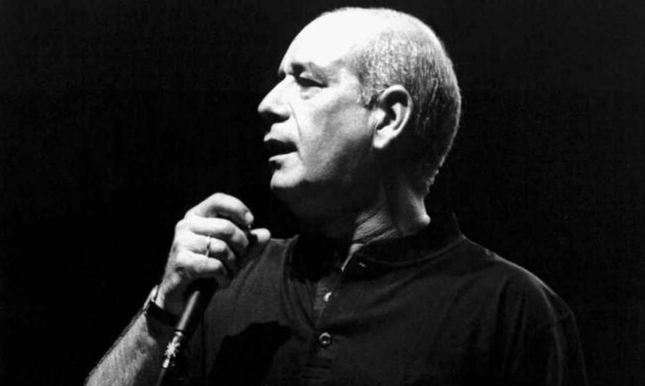 Σαν σήμερα το 2012 έφυγε από τη ζωή ο Δημήτρης Μητροπάνος