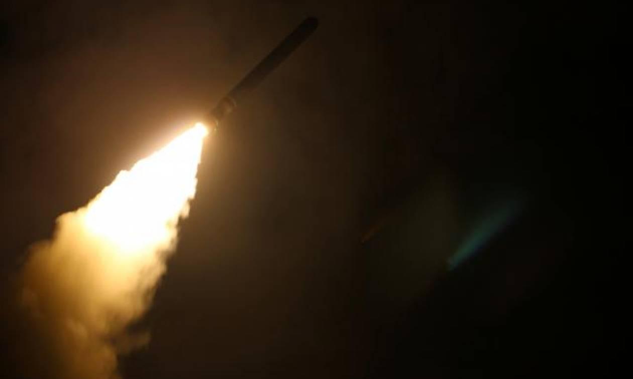 Συρία: Αναχαιτίστηκαν πύραυλοι εναντίον της αεροπορικής βάσης Σαϊράτ