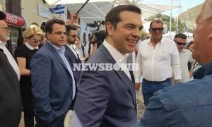 Τσίπρας από το Καστελλόριζο: «Η Ελλάδα δεν απειλεί και δεν φοβάται κανέναν»