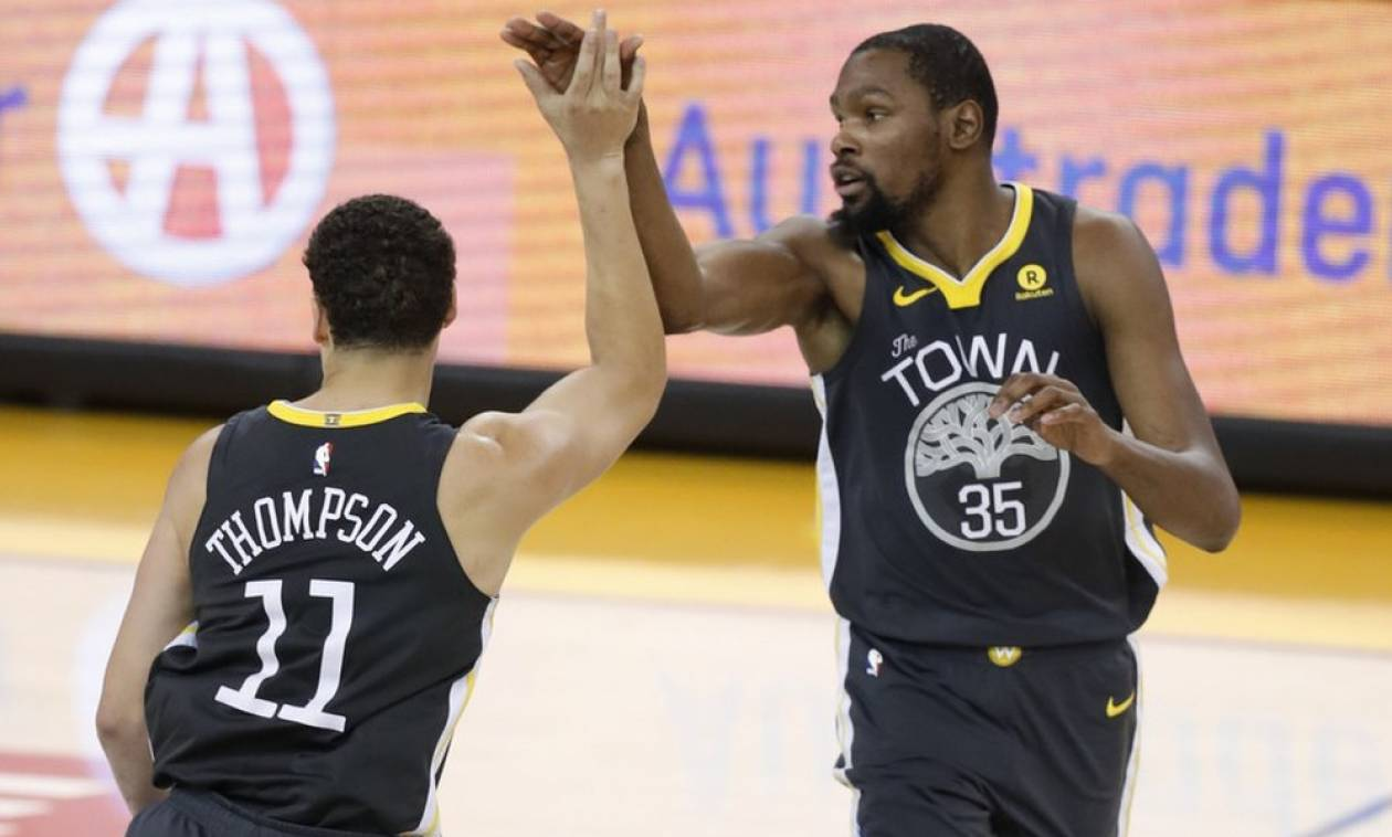 NBA: «Δίπλωσαν» οι Ουόριορς, break για Χιτ (vids)
