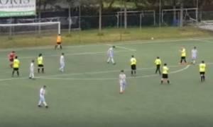 Απίθανο Fair Play από 13χρονο ποδοσφαιριστή! (video)