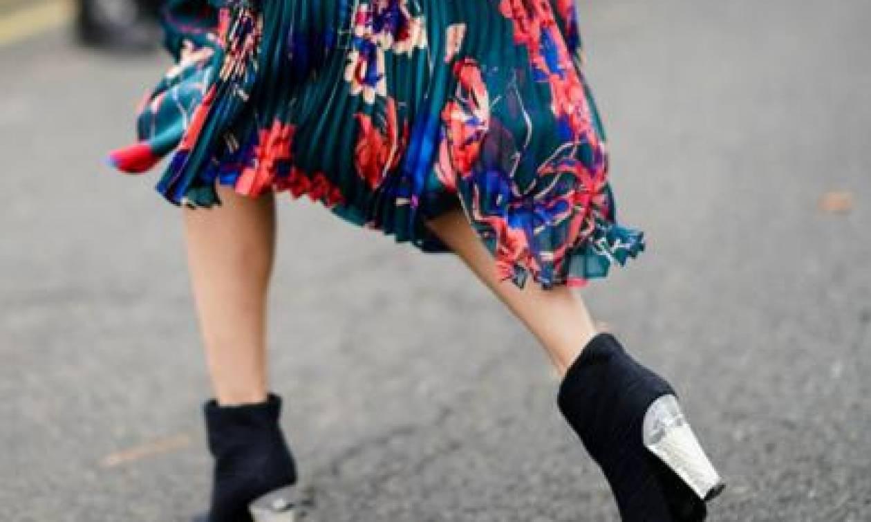 Η hot τάση στα παπούτσια για την Άνοιξη του 2018