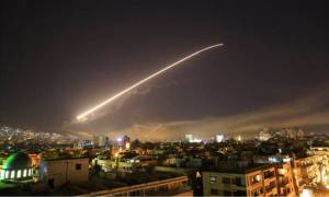 Απίστευτο! Ο συριακός στρατός πυροβολούσε «φαντάσματα» στον ουρανό - Δεν υπήρξε βομβαρδισμός