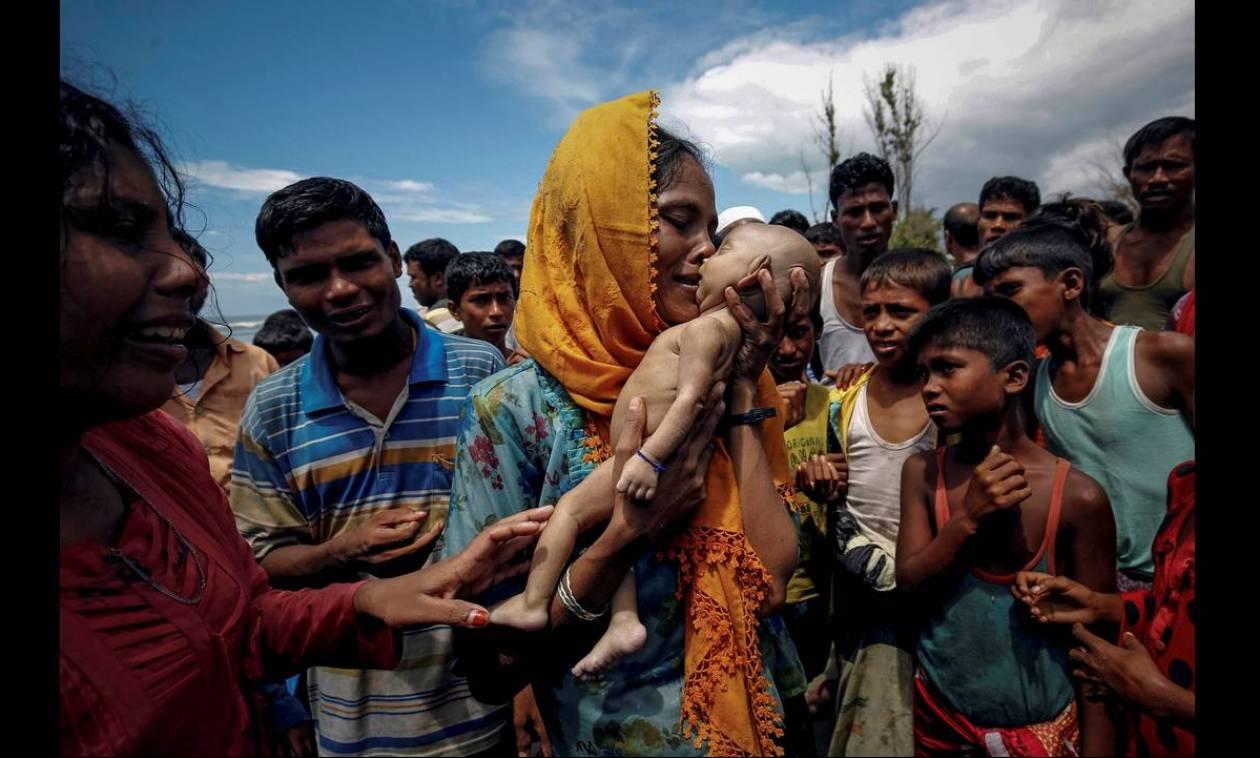 Αυτό είναι το φωτορεπορτάζ του Reuters που κέρδισε το βραβείο Πούλιτζερ (Pics)