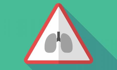 Τα σημάδια που δείχνουν συσσώρευση υγρού στον πνεύμονα