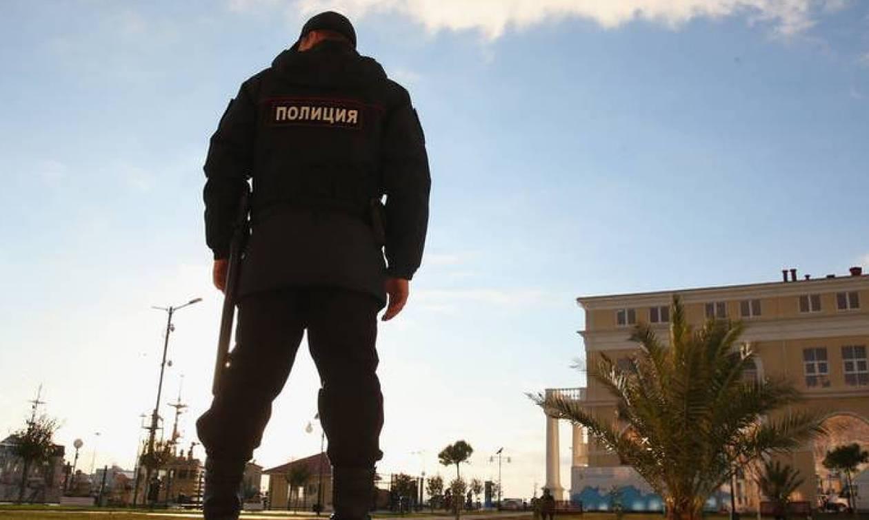 Ρωσία: Αρχηγός πυρήνα τζιχαντιστών ανατινάχτηκε για να αποφύγει τη σύλληψη