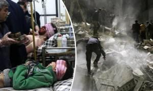 Η ώρα της κρίσης στη Συρία: Έφτασαν στην Ντούμα οι εμπειρογνώμονες για τα χημικά όπλα