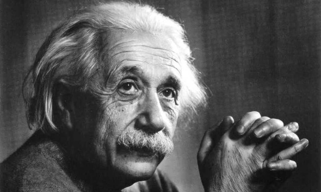 Σαν σήμερα το 1955 πεθαίνει ο «πατέρας» της θεωρίας της σχετικότητας Άλμπερτ Αϊνστάιν