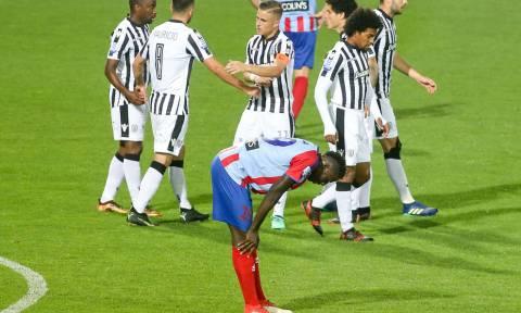 ΠΑΟΚ-Πανιώνιος 3-1: «Πέταξε» για τον τελικό!