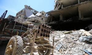 Ρωσία: Βρήκαμε αποθήκη με ουσίες για παρασκευή χημικών όπλων στην Ντούμα