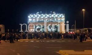 Τηλεφώνημα για βόμβα σε πλοίο στην Κρήτη