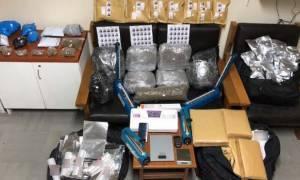 Στα χέρια της αστυνομίας έμπορος ναρκωτικών με 18 κιλά κάνναβης