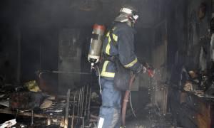 Ζάκυνθος: Φρικτός θάνατος για ηλικιωμένη μέσα στο φλεγόμενο σπίτι της