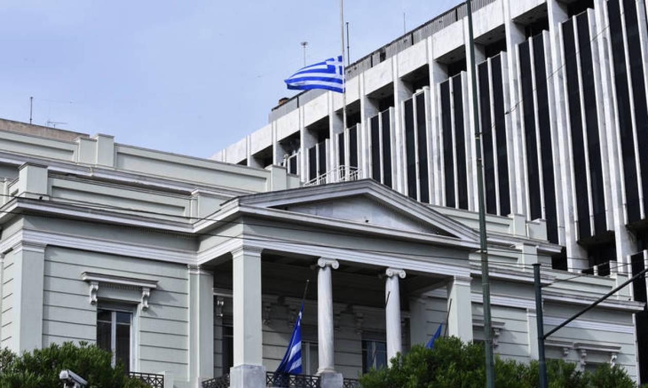 Ξεκάθαρη απάντηση ΥΠΕΞ σε Τουρκία: «Παραλογίζεστε - Τα Ίμια ανήκουν στην Ελλάδα»