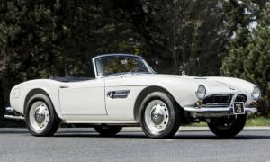 Αυτοκίνητο: Αυτή η BMW 507 Roadster ανήκε στον τέως βασιλιά Κωνσταντίνο και πωλείται